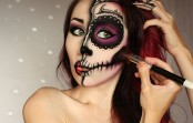 17 Jaw-Dropping Halloween Makeup Looks