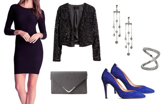 How to Accessorize a Little Black Dress