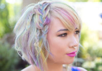 Hair Stenciling Is the Gorgeous Music Festival Hair Hack Everyone Will Be Trying