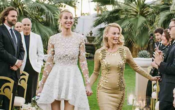 14 Chic Wedding Dresses for Petite Women