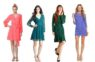 18 Long-Sleeve Dresses That Are Still Cute