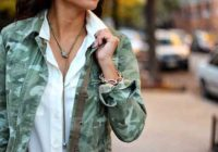The 9 Most Fashionable Camo Jackets for Fall